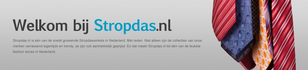 Welkom bij Stropdas.nl